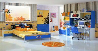 мебель детской мальчика