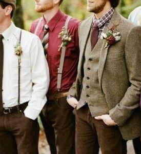 одежда друзей жениха